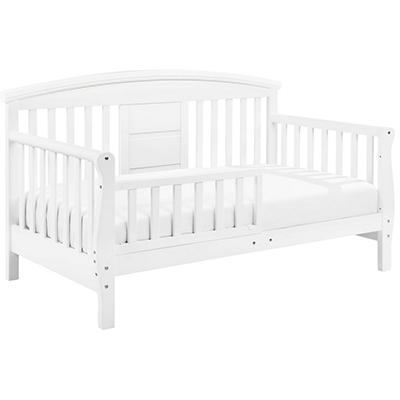 DaVinci Elizabeth II Toddler Bed, White