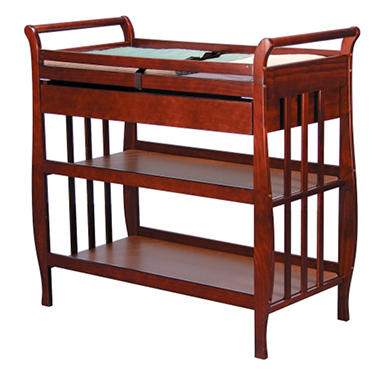 Lily Changing Table - Cherry