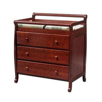 DaVinci Emily 3-Drawer Changer Dresser, Cherry