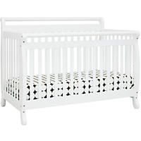 DaVinci Emily 4-in-1 Convertible Crib, White