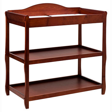 Parker Changing Table - Cherry