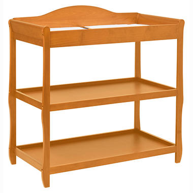Reagan Changing Table - Oak