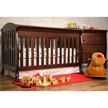 DaVinci Jacob 4-in-1 Crib - Espresso