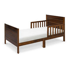 Baby Mod Modena Toddler Bed, Espresso
