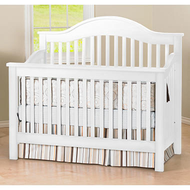 DaVinci Jayden 4-in-1 Crib - White