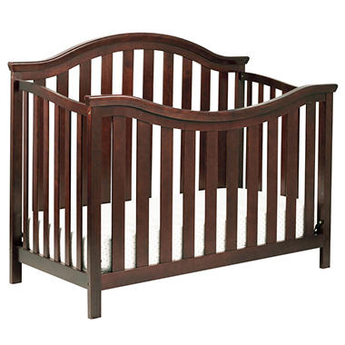 DaVinci Goodwin 4-in-1 Convertible Crib - Espresso