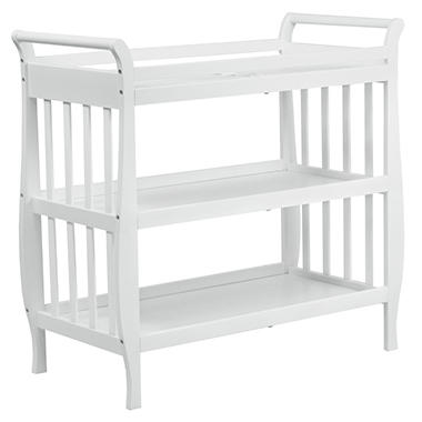 Emily Changing Table II - White