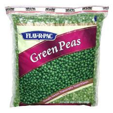 Flav-R-Pac Green Peas (5 lbs.)