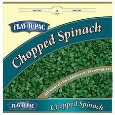 Flav-R-Pac Chopped Spinach - 4 lbs.