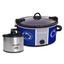 Crock-Pot NCAA Cook and Carry Slow Cooker, 6 Qt. (Penn State Nittany Lions)
