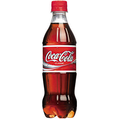Coca-Cola (16.9 oz. bottles, 24 pk.)