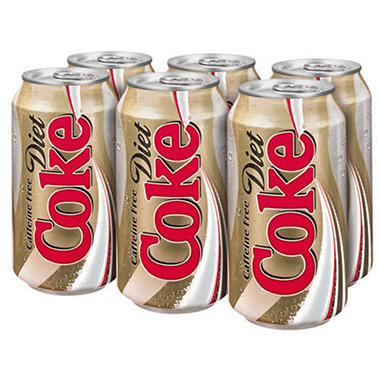 Caffeine Free Diet Coke (12 oz. cans, 24 pk.)