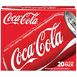 Coca-Cola - 12 oz. cans - 20 ct.