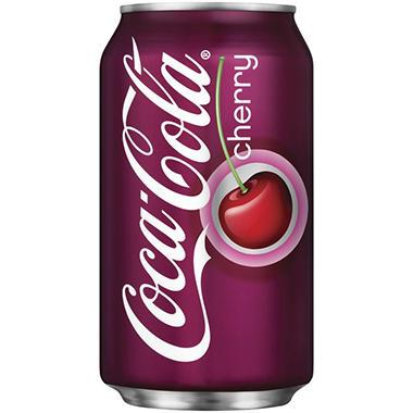 Cherry Coke (12 oz. cans, 20 pk.)