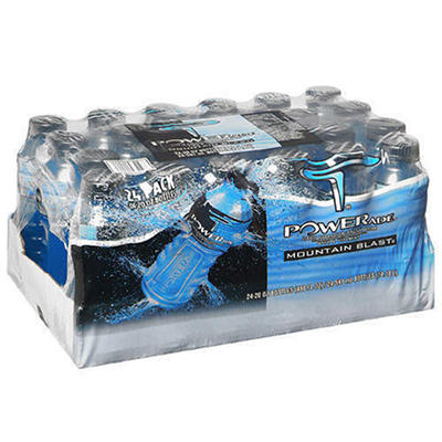 Powerade Mountain Blast - 24/ 20 oz. bottles