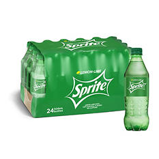 Sprite Lemon Lime Soda (16.9 oz. bottles, 24 pk.)