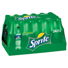 Sprite Lemon Lime Soda (20 oz. bottles, 24 pk.)