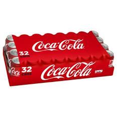 Coca-Cola (12 oz. cans, 32 pk.)