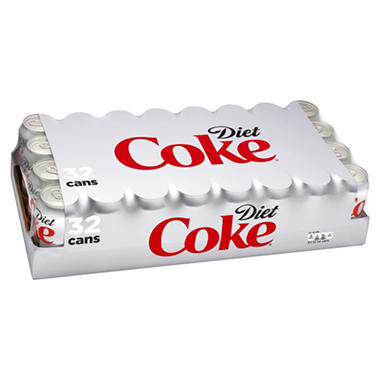 Diet Coke® - 32/12 oz.