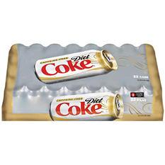 Caffeine Free Diet Coke (12 oz. cans, 32 pk.)