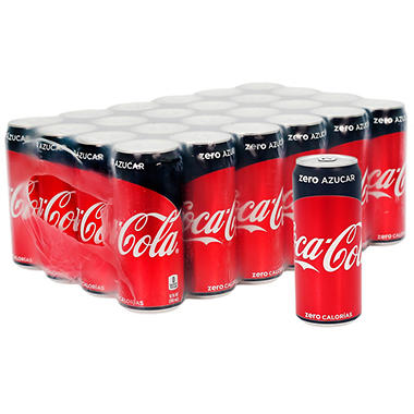 Coke Zero (12 oz. cans, 24 pk.)