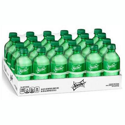 Sprite Lemon Lime Soda (12 oz. bottles, 24 pk.)