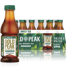 Gold Peak Sweet Tea (18 bottles, 18.5 oz. ea.)