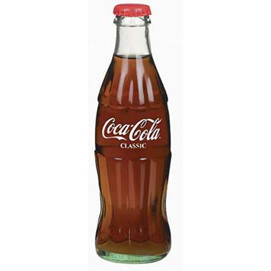 Coke (8 oz. bottles, 24 pk.)