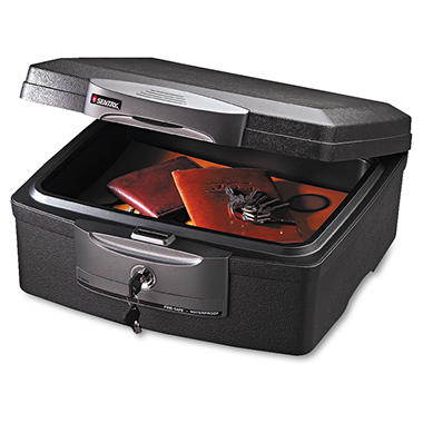 SentrySafe Waterproof Security Chest .36 ft