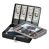 SentrySafe - Deluxe Cash Box Key Lock
