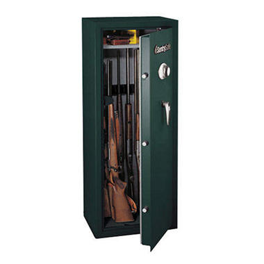 SentrySafe 14 gun G4211-1 Combination Safe