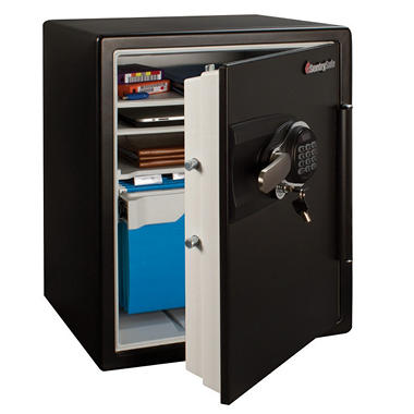 SentrySafe - Fire Safe, Electronic Lock - 2.0 Cubic Feet