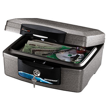 Sentry®Safe Fire-Safe Waterproof Chest