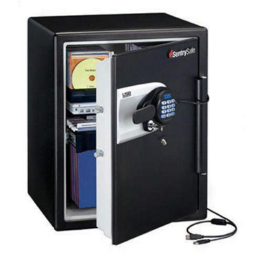 SentrySafe Fire/Water Resistant Safe - 2.0 cu. ft.