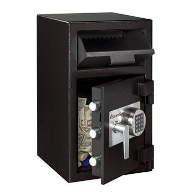 SentrySafe - Depository Safe - 1.3 Cubic Feet