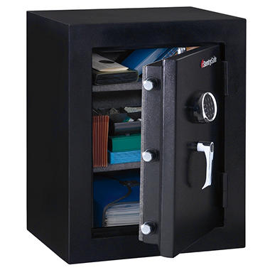 SentrySafe Executive Fire & Water Safe - 3.4 Cubic Feet