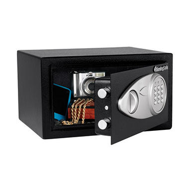 SentrySafe - Security Safe, Electronic Lock - .4 Cubic Feet