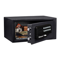 SentrySafe - Small Hotel Safe, Black