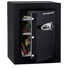SentrySafe - Security Safe, Electronic Lock - 4.3 Cubic Feet