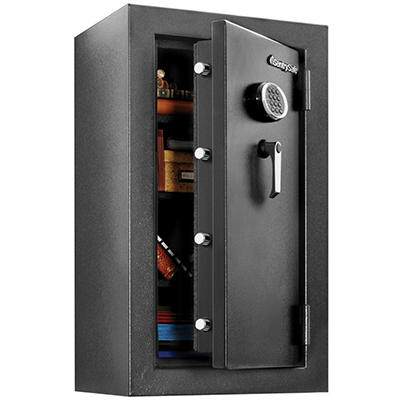 SentrySafe - Fire Safe, Electronic Lock - 4.7 Cubic Feet