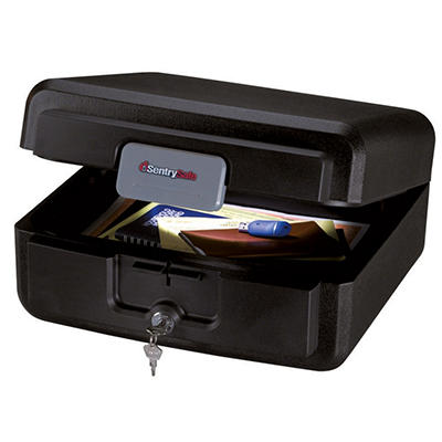 SentrySafe - Large Waterproof Chest, Interior Light