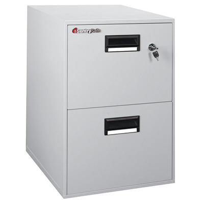 SentrySafe - Fire Safe Two Drawer File