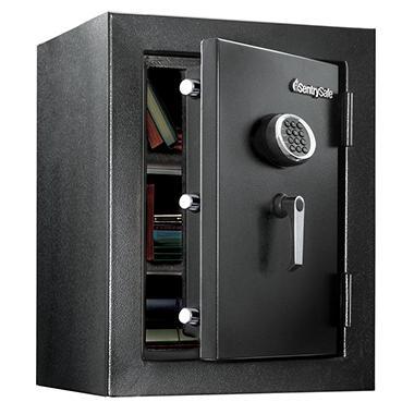 SentrySafe - Fire Safe, Electronic Lock - 3.4 Cubic Feet