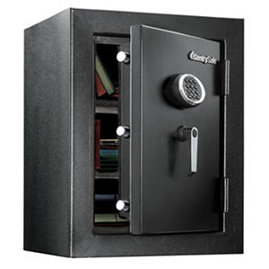 SentrySafe - Fire Safe, Electronic Lock - 3.4 Cubic Feet