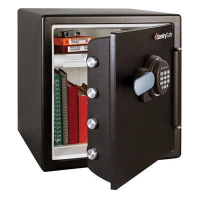 SentrySafe - Electronic Fire Safe - 1.2 Cubic Feet