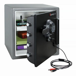 SentrySafe - Fire Safe, Electronic Lock - 1.2 Cubic Feet
