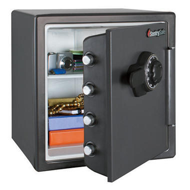 SentrySafe - Fire Safe, Combination Lock - 1.2 Cubic Feet