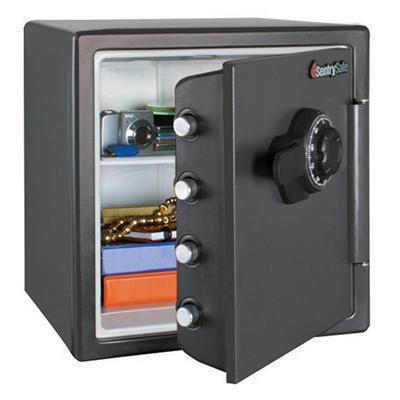 SentrySafe - Fire Safe, Combination Lock - 1.2 Cubic Feet