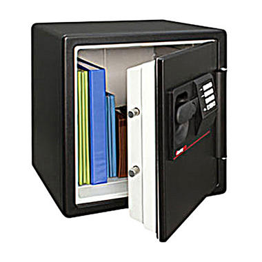 SentrySafe - Water/Fire safe - Electronic Lock - 1.2 Cubic Feet