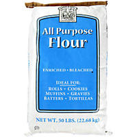 Bakers & Chefs All Purpose Flour - 50 lb. bag